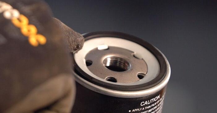 Remplacer Filtre à Huile sur VW Polo 9n 2011 1.4 16V par vous-même