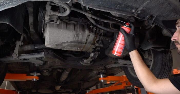 Cómo cambiar Filtro de Aceite en un AUDI A3 Hatchback (8L1) 2000 - consejos y trucos