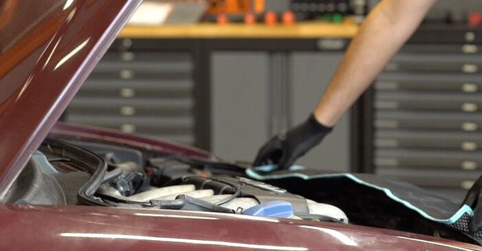 Cambio Filtro de Aceite en AUDI A3 Hatchback (8L1) 1.6 2002 ya no es un problema con nuestro tutorial paso a paso