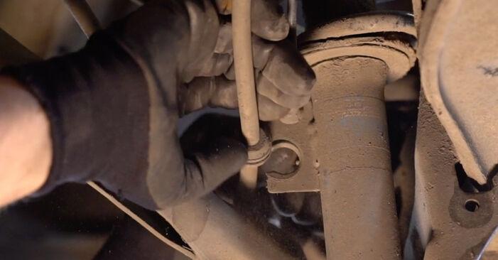 Hvordan skifte MINI MINI 2002 Fjærer trinn–for–trinn veiledning