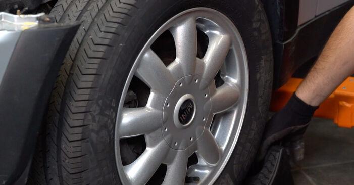 Koppelstange Mini R50 1.6 Cooper S 2003 wechseln: Kostenlose Reparaturhandbücher