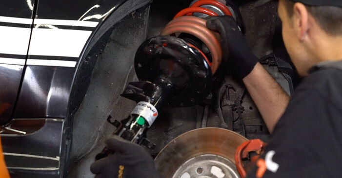 How to remove ABARTH 500 / 595 1.4 (312.AXZ11) 2012 Springs - online easy-to-follow instructions