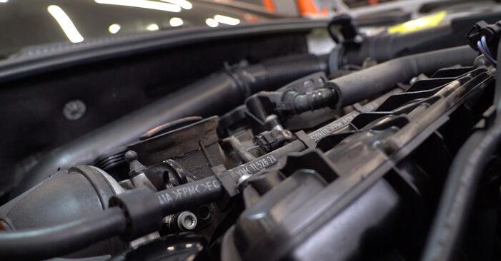 Ölfilter Golf 6 1.4 TSI 2010 wechseln: Kostenlose Reparaturhandbücher