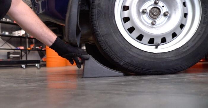 Kaip pakeisti Spyruoklės la Opel Astra g f48 1998 - nemokamos PDF ir vaizdo pamokos