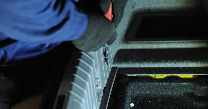 3 Limousine (E90) 325i 2.5 2007 320i 2.0 Stoßdämpfer - Handbuch zum Wechsel und der Reparatur eigenständig