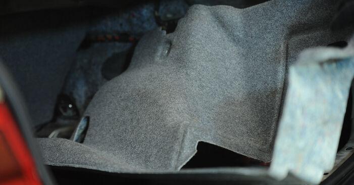 Stoßdämpfer BMW E90 318d 2.0 2006 wechseln: Kostenlose Reparaturhandbücher