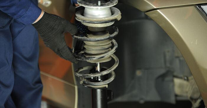 Jak wymienić BMW 3 Sedan (E90) 320d 2.0 2005 Amortyzator - instrukcje krok po kroku i filmiki instruktażowe