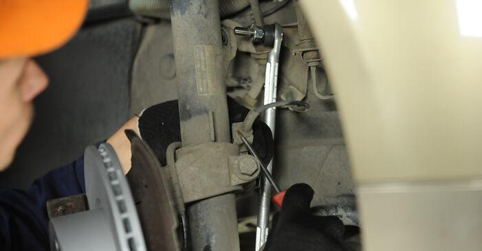 Jak wymienić Amortyzator w BMW 3 Sedan (E90) 2009: pobierz instrukcje PDF i instrukcje wideo