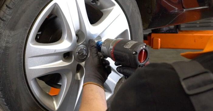 Wechseln Bremsscheiben am BMW 3 Limousine (E90) 318i 2.0 2007 selber