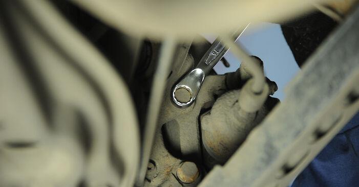 Bremsscheiben am BMW 3 Limousine (E90) 330d 3.0 2009 wechseln – Laden Sie sich PDF-Handbücher und Videoanleitungen herunter