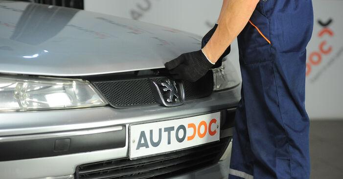 Πώς να αλλάξετε Φίλτρο καυσίμων σε BMW E53 2000 - δωρεάν εγχειρίδια PDF και βίντεο οδηγιών