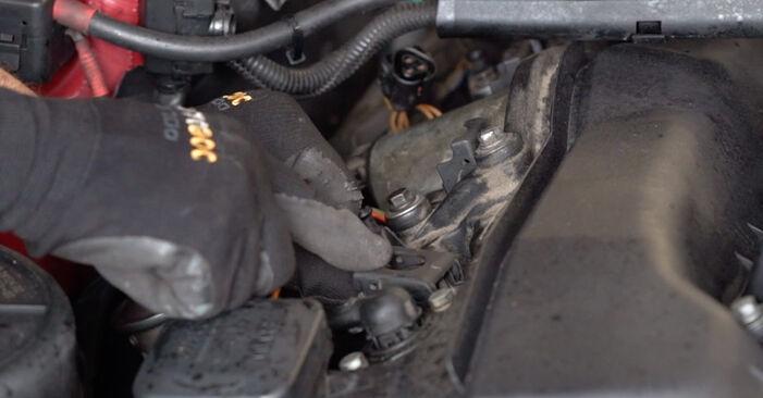 Zündkerzen Ihres BMW e46 Cabrio 330Ci 3.0 2000 selbst Wechsel - Gratis Tutorial