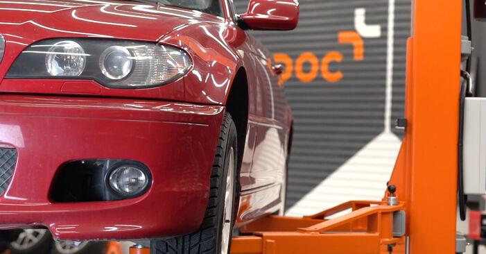 Ölfilter beim BMW 3 SERIES 330Cd 3.0 2007 selber erneuern - DIY-Manual