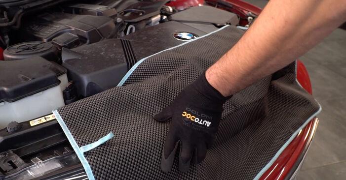 Zweckdienliche Tipps zum Austausch von Ölfilter beim BMW 3 Cabrio (E46) 325Ci 2.5 2006