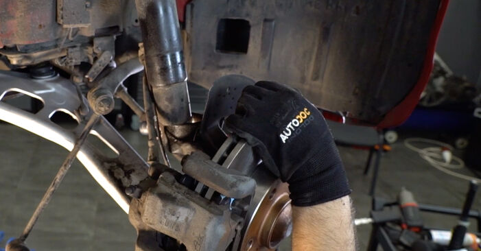 How to change Shock Absorber on BMW 3 Convertible (E46) 2000 - free PDF and video manuals