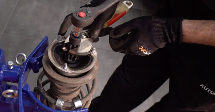 Need to know how to renew Shock Absorber on BMW 3 SERIES ? This free workshop manual will help you to do it yourself