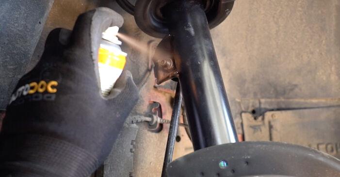 Federn am BMW 3 Cabrio (E46) M3 3.2 2005 wechseln – Laden Sie sich PDF-Handbücher und Videoanleitungen herunter