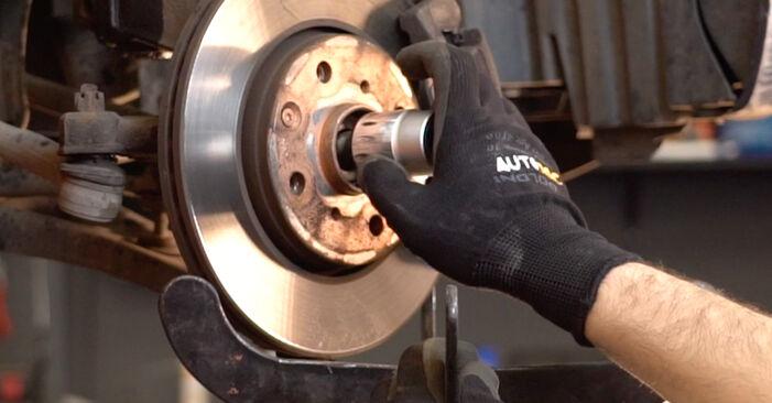 Wie schwer ist es, selbst zu reparieren: Federn Toyota Aygo AB1 1 2011 Tausch - Downloaden Sie sich illustrierte Anleitungen