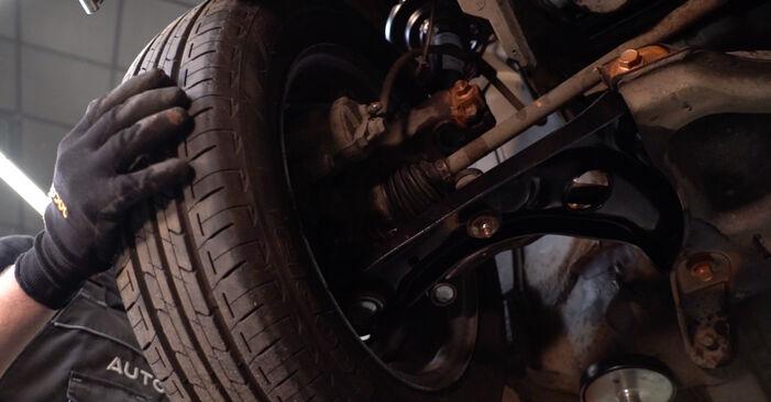 Federn Toyota Aygo AB1 1.0 GPL (KGB10_) 2007 wechseln: Kostenlose Reparaturhandbücher