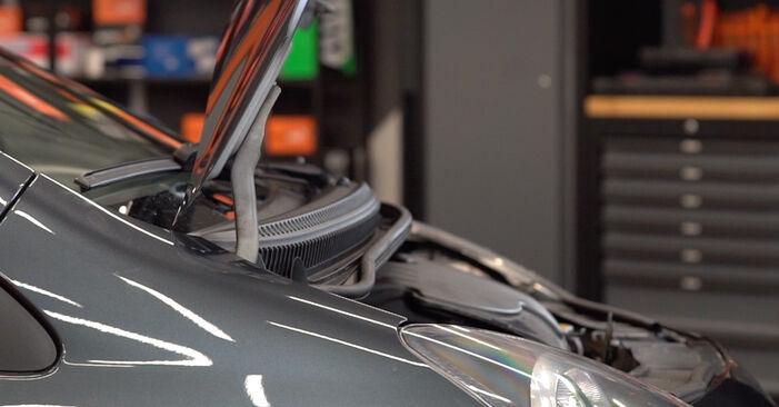 Wie Luftfilter Toyota Aygo AB1 1 2005 tauschen - Kostenlose PDF- und Videoanleitungen