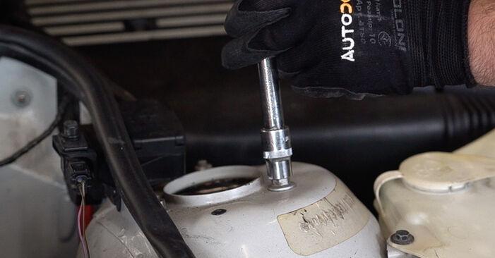 Federn BMW E46 Touring 330d 2.9 2001 wechseln: Kostenlose Reparaturhandbücher