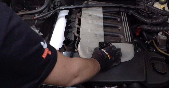 Wechseln Luftfilter am BMW 3 Touring (E46) 318i 2.0 2002 selber