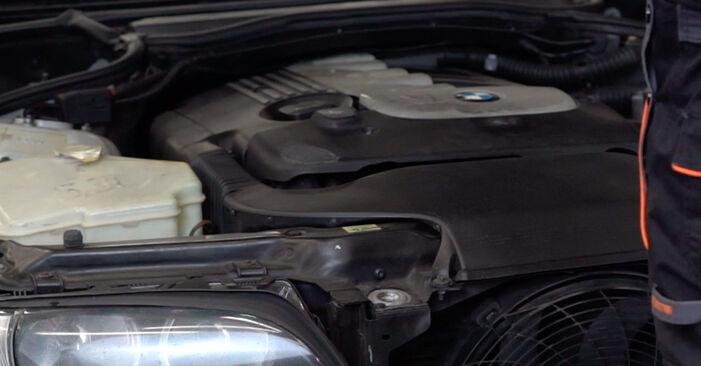 Comment changer Filtre à Huile sur BMW 3 Touring (E46) 1999 - Manuels PDF et vidéo gratuits