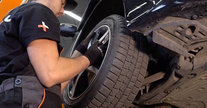 Mudar Amortecedor no Honda Accord VIII CU 2016 não será um problema se você seguir este guia ilustrado passo a passo