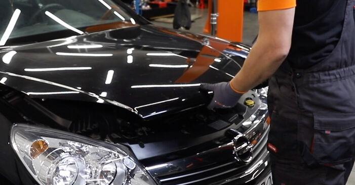 Zweckdienliche Tipps zum Austausch von Zündspule beim OPEL Astra H Limousine (A04) 1.3 CDTi (L69) 2013