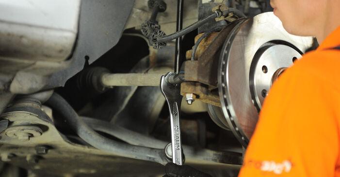 Wie Spurstangenkopf Peugeot 406 Limousine 2.0 HDI 110 1995 tauschen - Kostenlose PDF- und Videoanleitungen