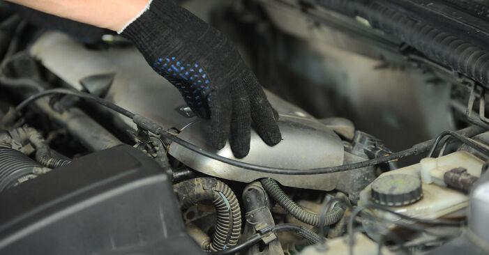 Wie Zündkerzen Peugeot 406 Limousine 2.0 HDI 110 1995 tauschen - Kostenlose PDF- und Videoanleitungen