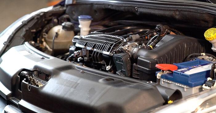 Peugeot 208 CC 1.2 2014 Bougies d'Allumage remplacement : manuels d'atelier gratuits
