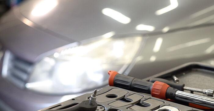Tidsforbruk: Bytte av Oljefilter på Renault Scenic 2 2003 – informativ PDF-veiledning
