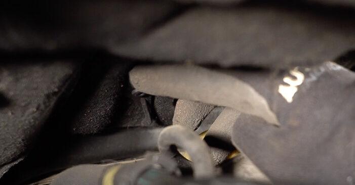 Bytte Renault Scenic 2 1.5 dCi 2005 Kupefilter: gratis verkstedsveiledning
