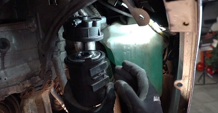 Zweckdienliche Tipps zum Austausch von Kraftstofffilter beim RENAULT SCÉNIC II (JM0/1_) 1.6 2009