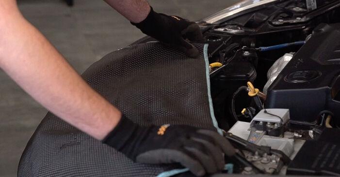 Wie schwer ist es, selbst zu reparieren: Federn FIAT BRAVO II (198) 1.9 D Multijet 2012 Tausch - Downloaden Sie sich illustrierte Anleitungen