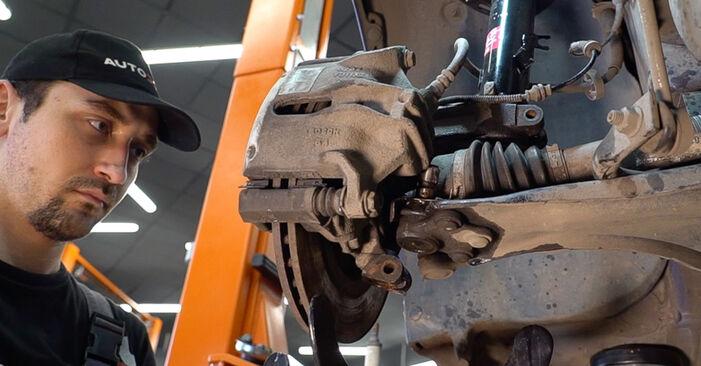 Stoßdämpfer Ihres Peugeot 208 1 1.6 2020 selbst Wechsel - Gratis Tutorial