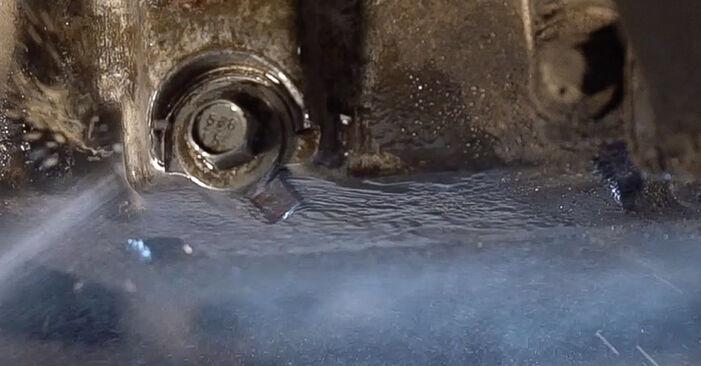Ölfilter am ALFA ROMEO 159 Sportwagon (939) 2.4 JTDM Q4 2011 wechseln – Laden Sie sich PDF-Handbücher und Videoanleitungen herunter