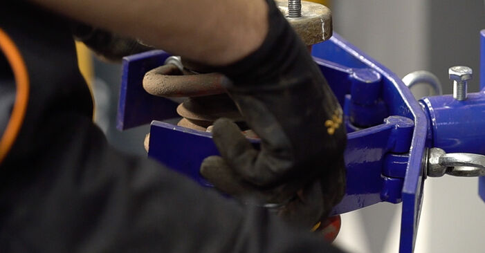 Jak vyměnit Tlumic perovani na ALFA ROMEO 159 Sportwagon (939) 2011: stáhněte si PDF návody a video instrukce.