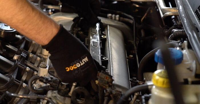 159 Sportwagon (939) 2.4 JTDM (939.BXM1B) 2010 2.4 JTDM Zündkerzen - Handbuch zum Wechsel und der Reparatur eigenständig