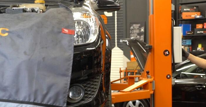 Keilrippenriemen Opel Astra H Limousine 1.3 CDTi (L69) 2009 wechseln: Kostenlose Reparaturhandbücher