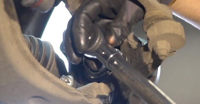 Astra H Limousine (A04) 1.7 CDTI (L69) 2010 1.7 CDTi (L69) Radlager - Handbuch zum Wechsel und der Reparatur eigenständig