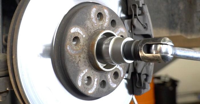 Radlager am OPEL Astra H Limousine (A04) 1.4 (L69) 2012 wechseln – Laden Sie sich PDF-Handbücher und Videoanleitungen herunter