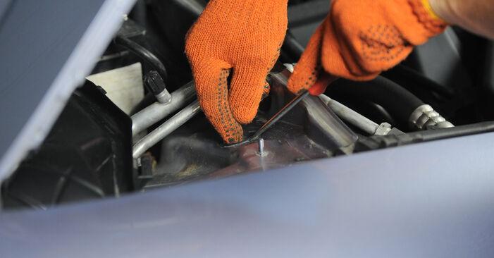 Audi A4 B7 Avant 2.0 TDI 16V 2006 Ressort d'Amortisseur remplacement : manuels d'atelier gratuits