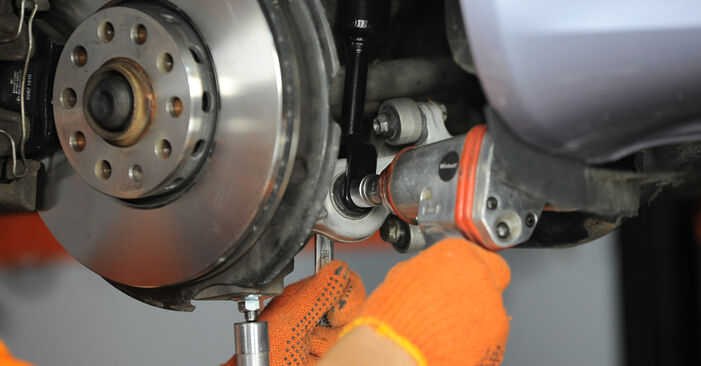 Comment changer Ressort d'Amortisseur sur Audi A4 B7 Avant 2004 - Manuels PDF et vidéo gratuits