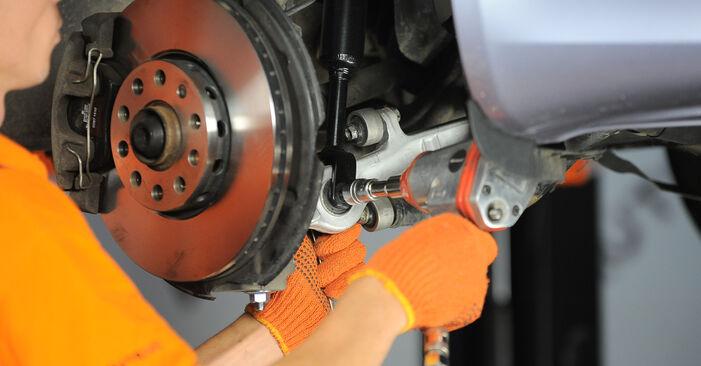 À quel point est-il difficile de le faire soi-même : télécharger le guide illustré pour le changement de Ressort d'Amortisseur sur Audi A4 B7 Avant 1.8 T 2005