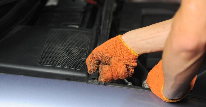 Wie Stoßdämpfer Audi A4 B7 Avant 2.0 TDI 2004 tauschen - Kostenlose PDF- und Videoanleitungen