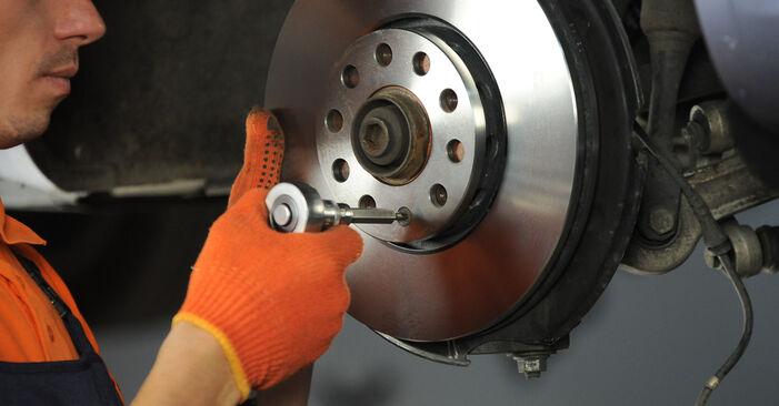 A4 Avant (8ED, B7) 2.0 TFSI quattro 2005 2.0 TDI 16V Radlager - Handbuch zum Wechsel und der Reparatur eigenständig