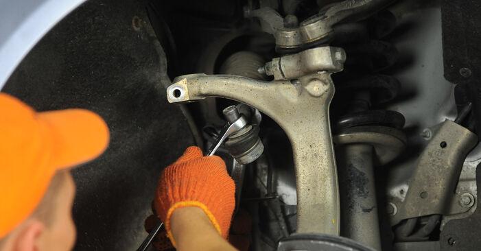 Radlager Ihres Audi A4 B7 Avant 2.0 TDI 16V 2007 selbst Wechsel - Gratis Tutorial