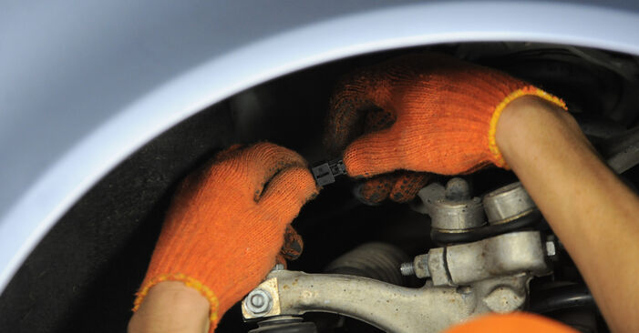 Išsamios Audi A4 b7 2007 2.0 TFSI quattro Rato guolis keitimo rekomendacijos